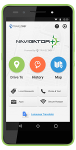 TravelTab Navigator Plus