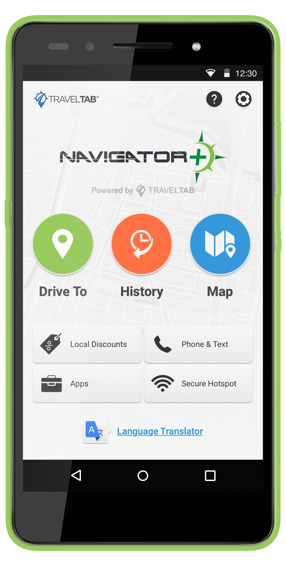 TravelTab Products | International Cell Phone Rentals | Rent GPS